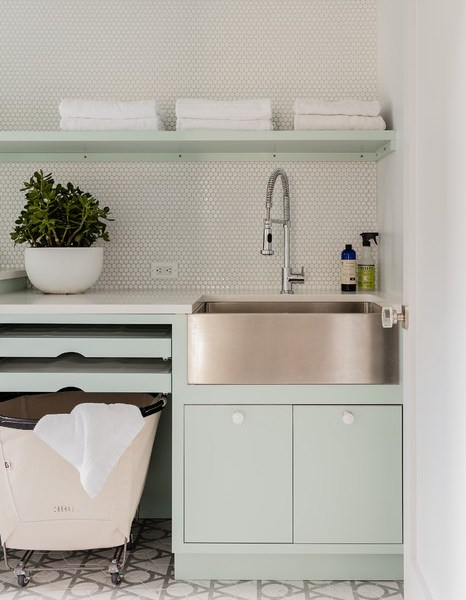 Laundry Rooms You Want to Do Laundry In!