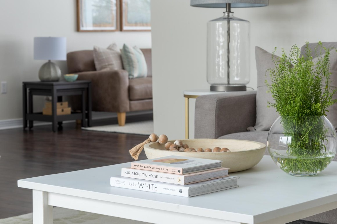 Kemptville Showcasing - Coffee Table