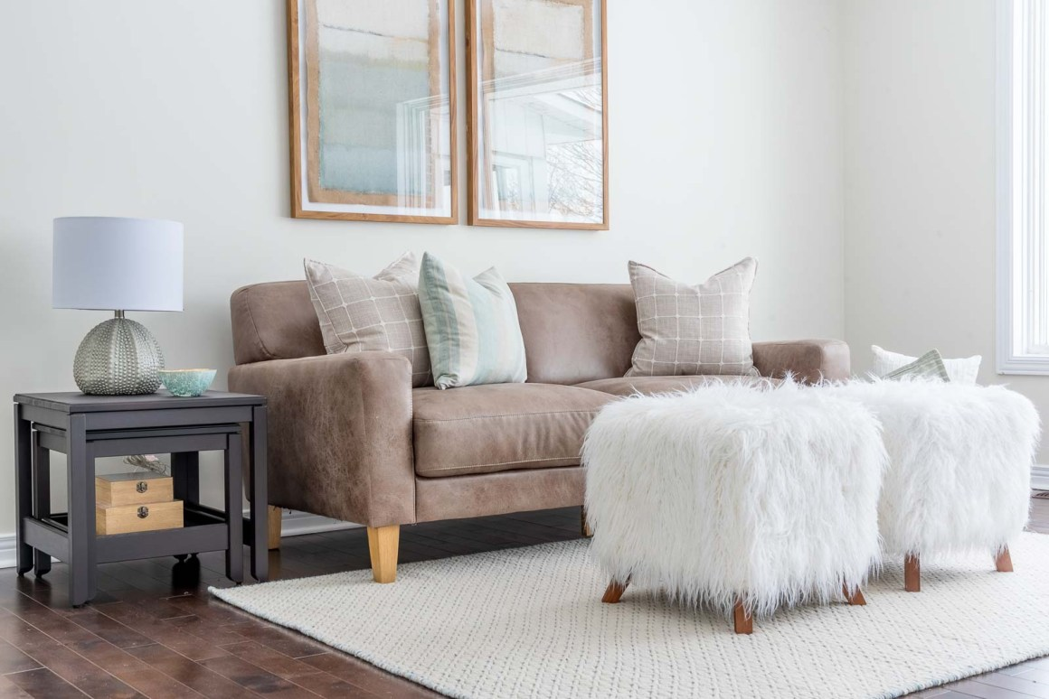 Kemptville Showcasing - Living Room