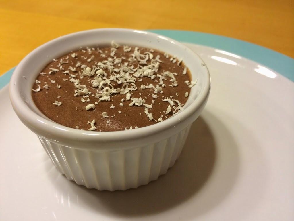 Mousse au Chocolate – vegan
