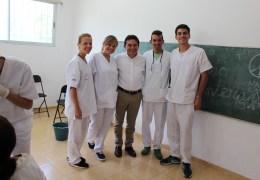 #DARsalud llegó a Valladolid con la jornada internacional de Salud Bucal