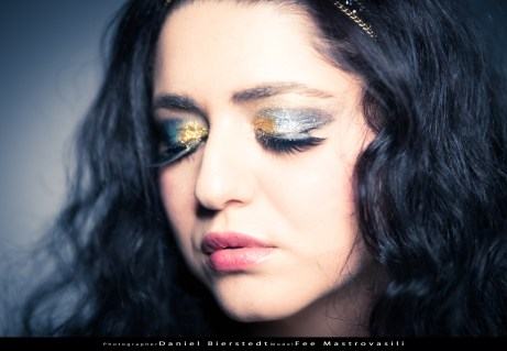 Makeup sesson with Model Fee
