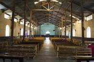 Ukerewe Island rural church impulse response recording _db