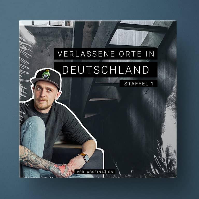 Verlasszination – Der Podcast über verlassene Orte in Deutschland Staffel 1