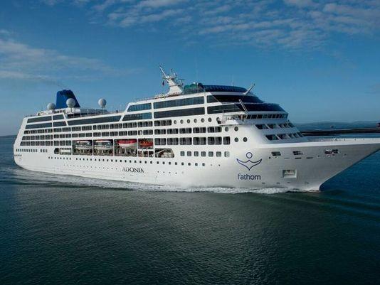 Cruise Line Boat