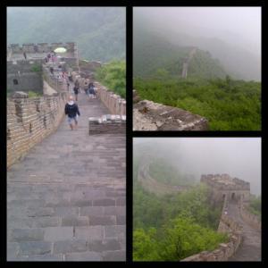 Postales de la Muralla China