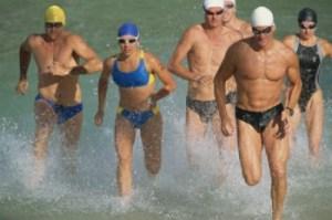 cuerpos triatletas