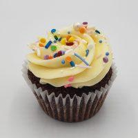 cupcake chocolat vanille Daniel Damazio- Montréal