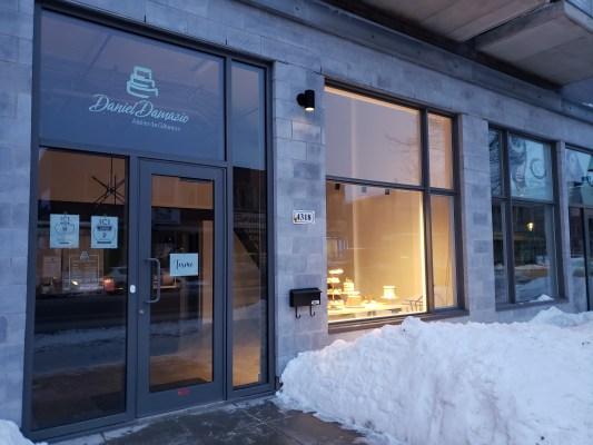 Atelier de gâteaux personnalisé Daniel Damazio à Montréal Québec