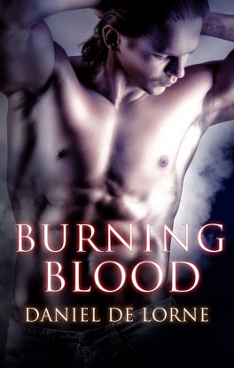Burning Blood cover