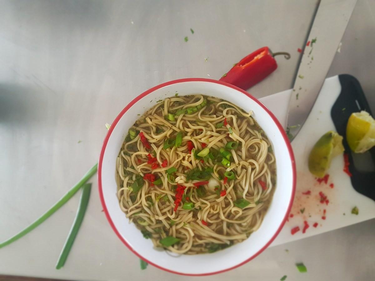 Thai Noodle Broth