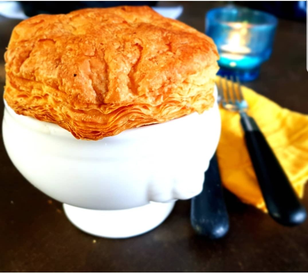 chicken and bacon pot pie recipe