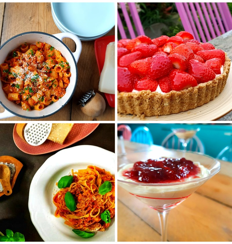 August Recipes