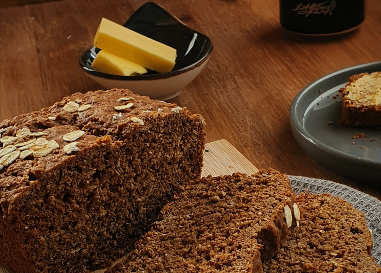 Irish Guinness bread