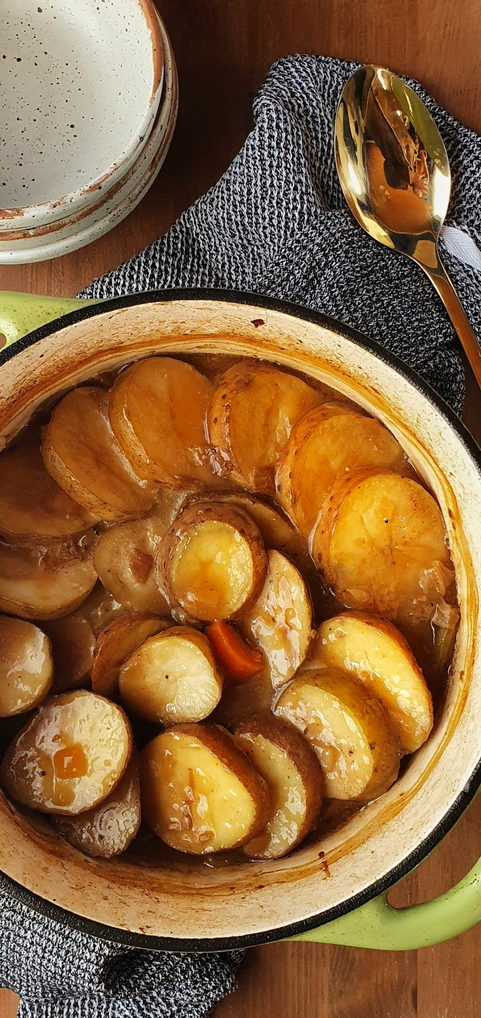 Iirsh Lamb stew