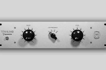 Download BASSTARD EQ de la Acustica Audio