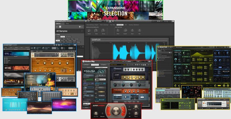 download native instruments komplete