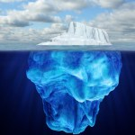 a LEADERSHIP system's purpose is what lies below the waterline