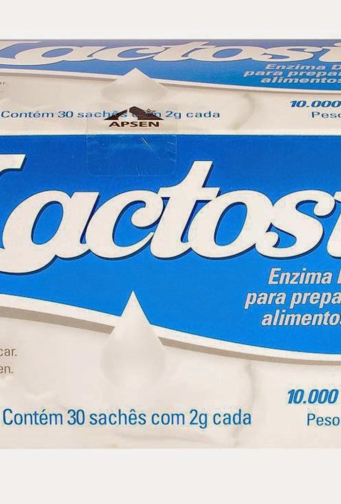 Lactosil: enzima lactase para intolerantes à lactose
