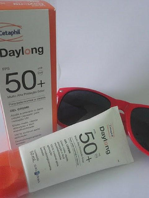protetor solar daylong