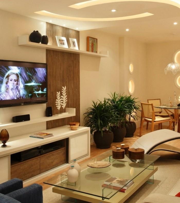 Inspirações para a sua sala de estar