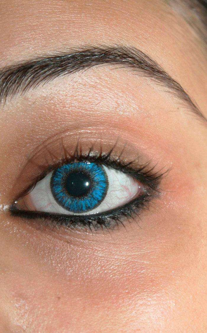 lentes de contato