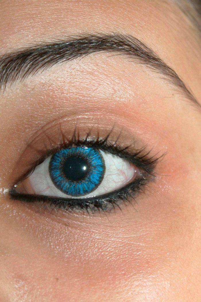 Organizando suas lentes de contato descartáveis