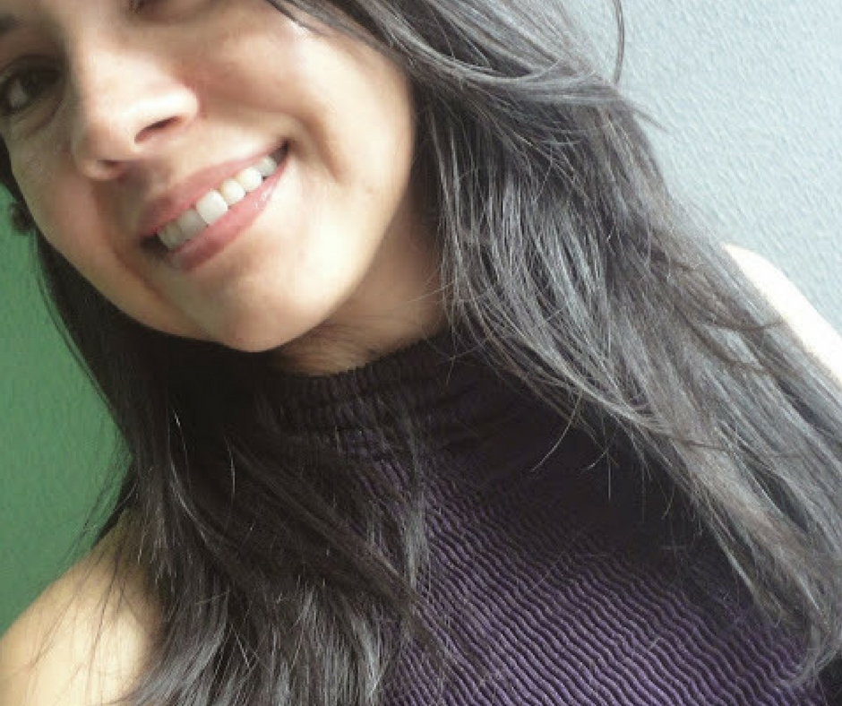 meu cabelo com tresemme