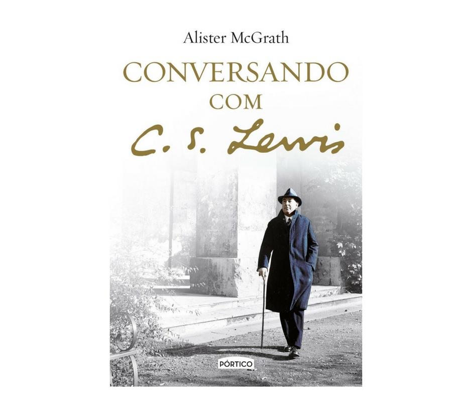capa do livro Conversando com C.S.Lewis