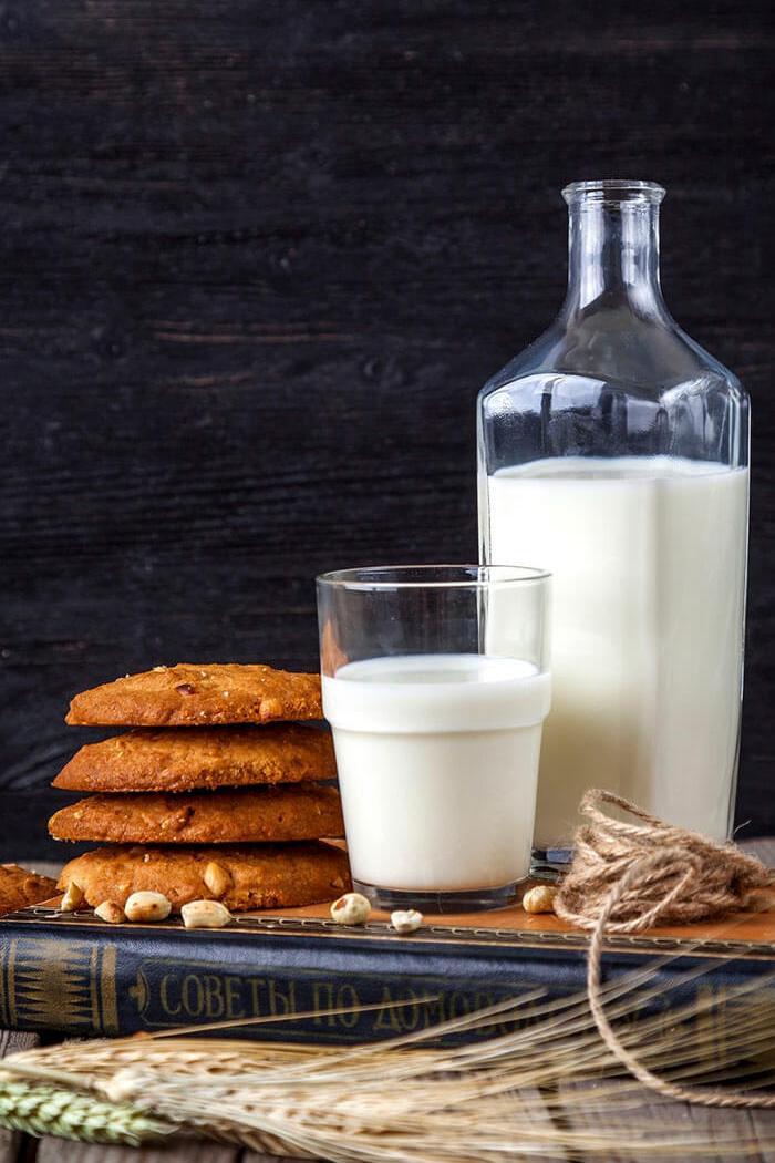 Receita de leites vegetais para intolerantes à lactose