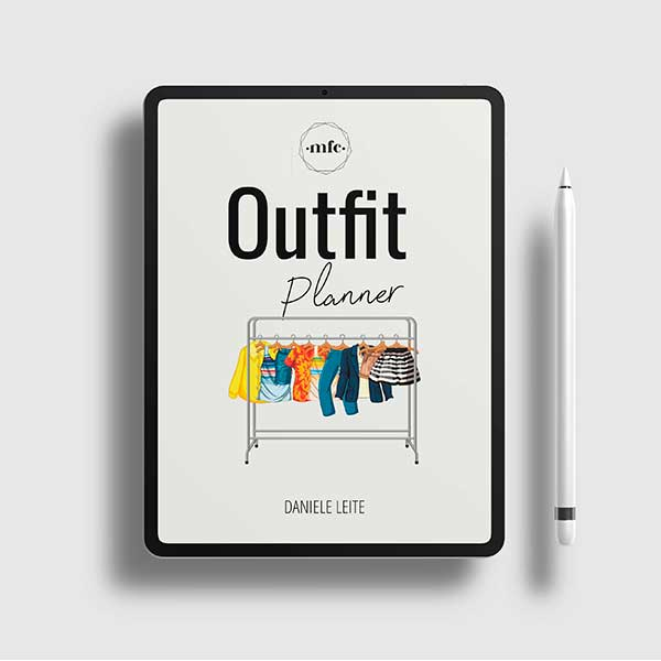 capa do Outfit Planner