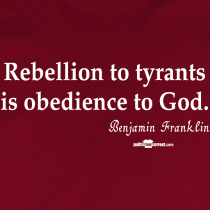 Obedience to what God tells us