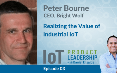 Realizing the Value of Industrial IoT