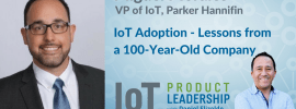 IoT Adoption-Miguel Morales-Parker Hannifin