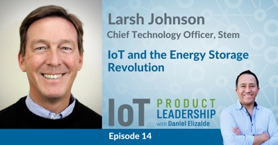 IoT and the Energy Storage Revolution