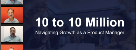 Navigate growth as a Product Manager