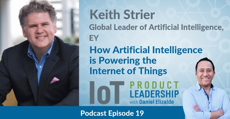Artificial Intelligence is powering IoT