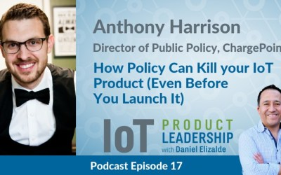 How Policy Can Kill your IoT Product (Even Before You Launch It) with ChargePoint