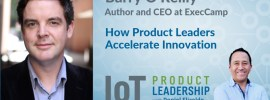 Product Leaders Accelerate Innovation - Barry OReilly