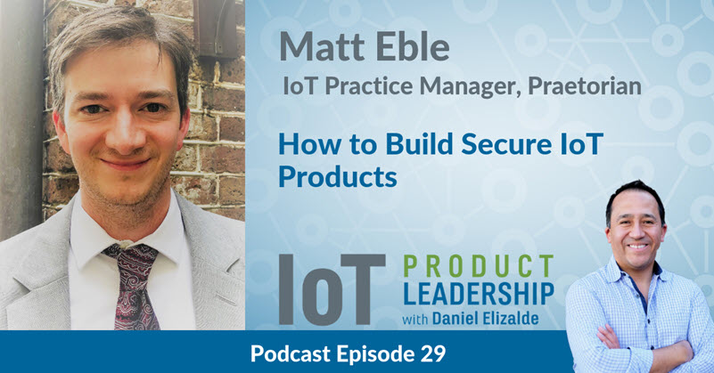 How to build secure ioT products