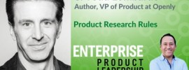 EnterpriseProduct Leadership - Product Research Rules 400
