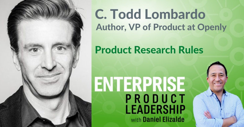 EnterpriseProduct Leadership - Product Research Rules 800