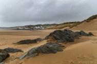 Dunes under grey skies, 2 of 3.