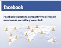 Página de inicio de Facebook
