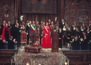 Proclamación Rey Juan Carlos I