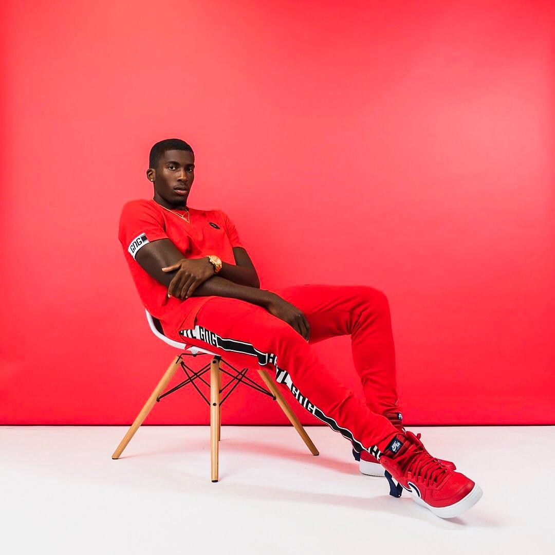 Shot By Arthur Nwandu, Winter, Snow, Hoodie, Men's Fashion, Daniel Obiefuna Nwandu, Fondu, Portrait Photography, Nigerian-American, Black, African Male Model, Artist, Designer, Commissioner of Reflex Football