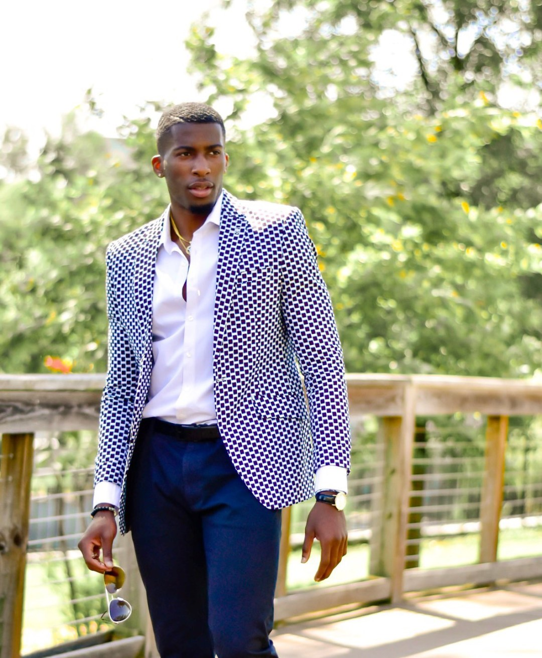 Daniel Obiefuna Nwandu, Fondu, Off guard Photography, Nigerian Male Model, Artist, Designer, Commissioner of Reflex Football, RFB, African Blazer, Men's Fashion