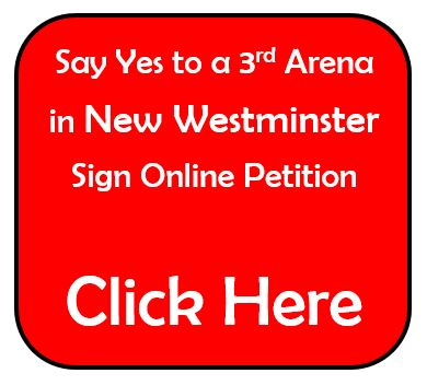 New Westminster Needs a 3rd Arena