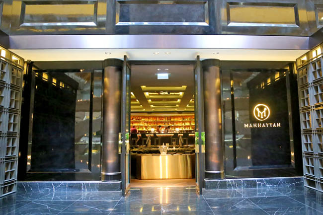 Manhattan At Regent Singapore  Wonderfully Revamped, With