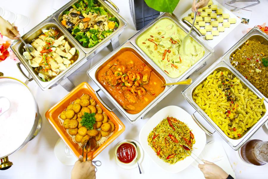 Thai Food Catering Singapore Food